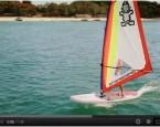 Starboard kommt mit dem ersten aufblasbaren SUP-Windsurfer