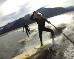 Stand Up Paddling in Alaska – Video