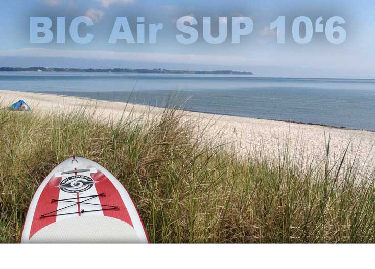 BIC-SUP-Air-Testbericht