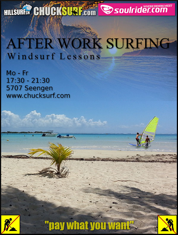 SUP Windsurf