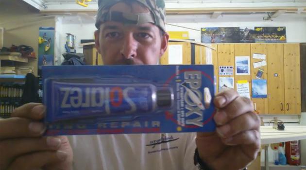 Solarez-SUP-epoxy-reparatur