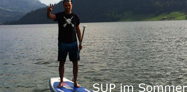 SUP-Kleidung-Sommer