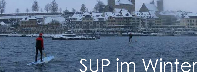 SUP-Kleidung-Winter