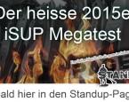 Der 2015er iSUP-Board Megatest naht!
