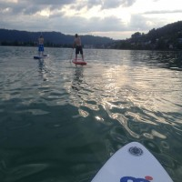 Stand Up Paddling Test