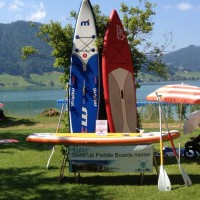 Stand Up Paddling Vermietung
