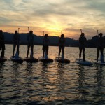 Stand Up Paddling Sport