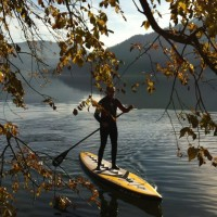 Stand Up Paddling Herbst