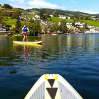Paddle Board Schweiz