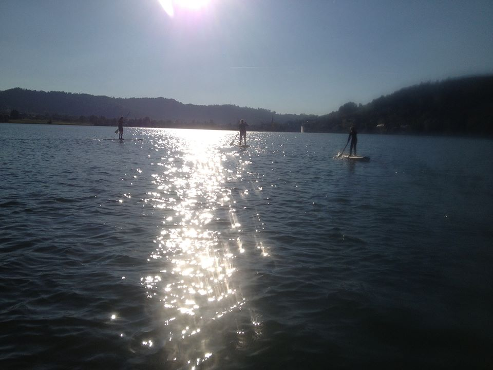 Starboard Astro SUP