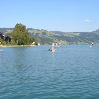 Stand Up Paddling Switzerland
