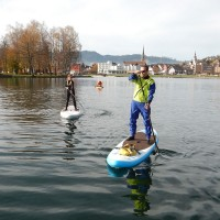 Kajuna-X-Flow-SUP-Board-Fluss