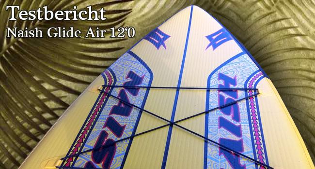 Naish-Glide-Air-Testbericht