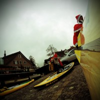 Stand Up Paddling Weihnacht