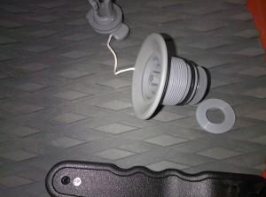 SUP-Ventil-reparieren