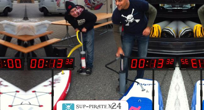 SUP-Luftpumpen-testbericht