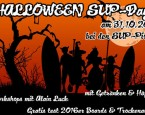 Halloween SUP Day am 31.10 mit Alain Luck