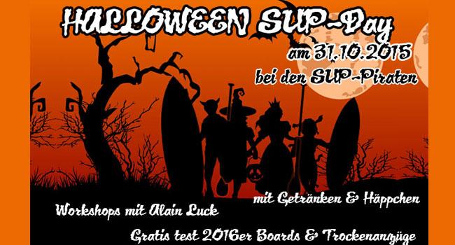 Halloween-SUP-Event