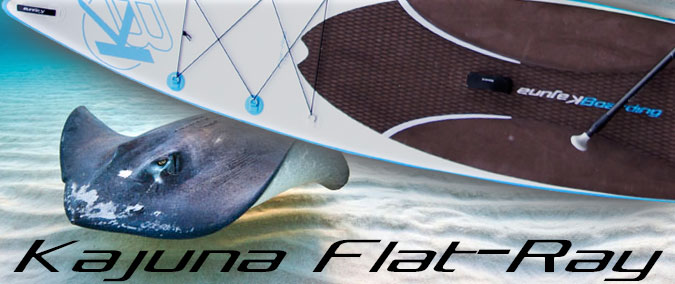 Kajuna-Flat-Ray-aufblasbares-Paddle-board