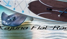 Kajuna Flat-Ray 12'6 – DAS Touring-iSUP im Test