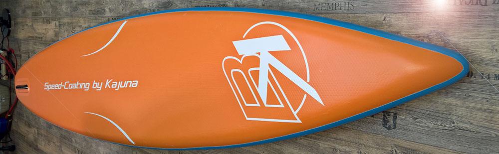 Kajuna-Flat-Ray-inflatable-SUP-Erfahrungen