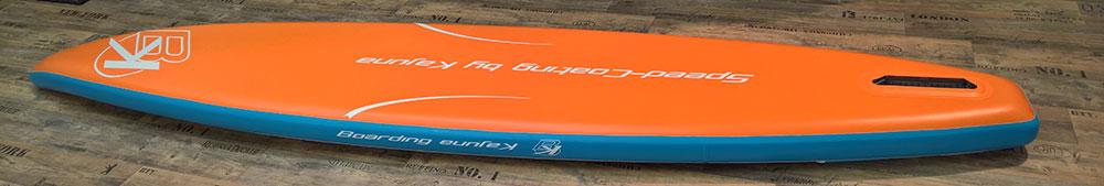 Kajuna-Flat-Ray-inflatable-paddle-board-testbericht