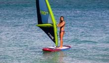 Arrows iRIG One – Das erste aufblasbare SUP Segel