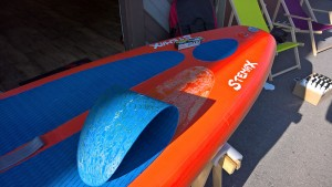 Fusspad-reparatur-inflatable-SUP-Board