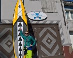 Testbericht Naish One 12'6 inflatable 2016