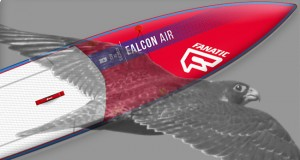 Fanatic Falcon Air 12'6 – Der rote Falke im Test