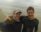 Mit dem SUP von der Reuss bis in die Nordsee