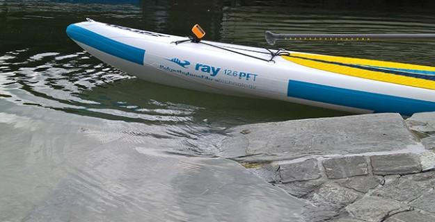 Testbericht Siren Ray DH 12'6 mit Verdrängerbug
