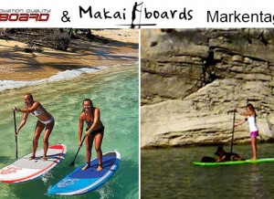 Makaiboards & Starboard Markentag am 25. Juni bei den SUP-Piraten