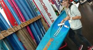Paddle-Expo 2016 in Nürnberg