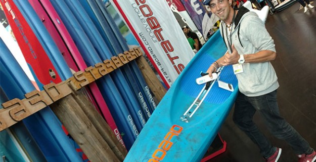 Paddle-Expo 2016 in Nürnberg