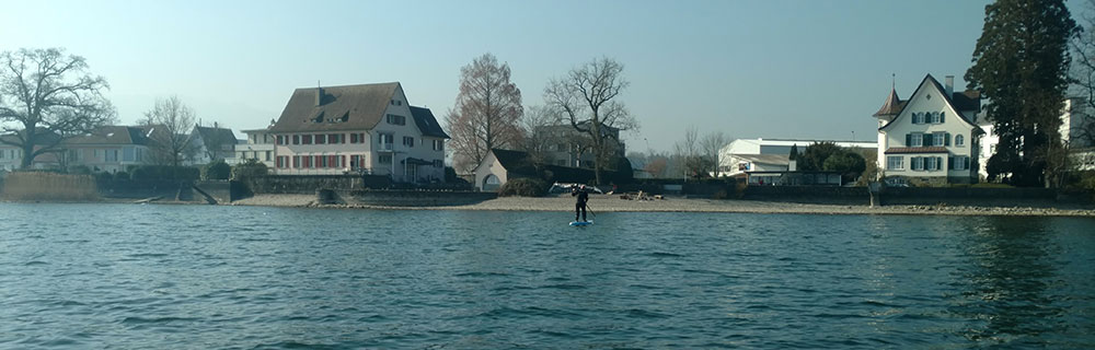 Paddle-Board-Bodensee