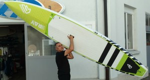 Das Fanatic Ray Pure Hardboard im Test