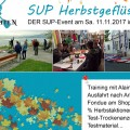 SUP-Herbst-Event-Standup-Pages