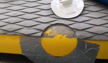 Zusätzliches Gepäcknetz am inflatable SUP-Board anbringen